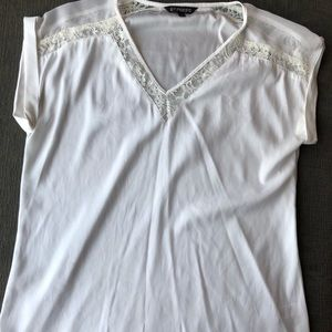 White top from express!